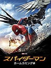 映画『スパイダーマン/ホームカミング』