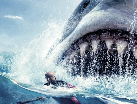 サメ映画『MEG ザ・モンスター』