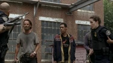 ウォーキング・デッドシーズン5第7話「救出作戦」