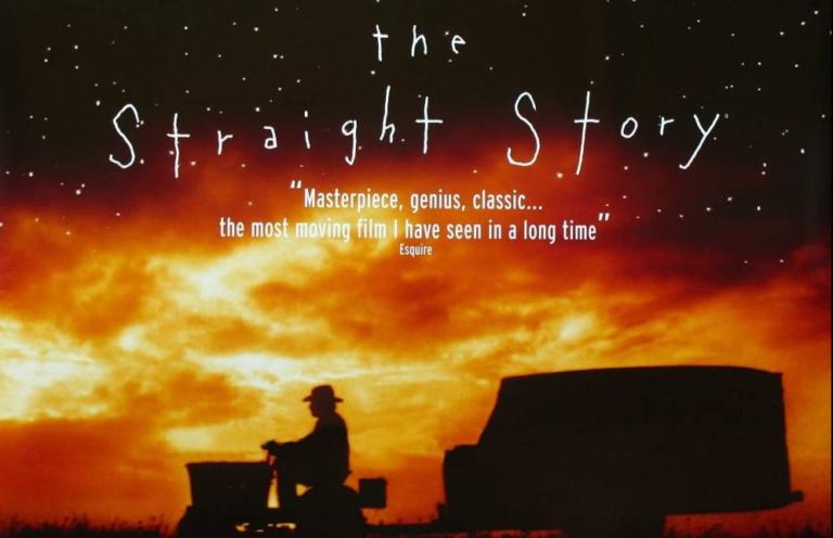 映画『ストレイトストーリー』