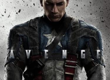 映画『キャプテン・アメリカ』