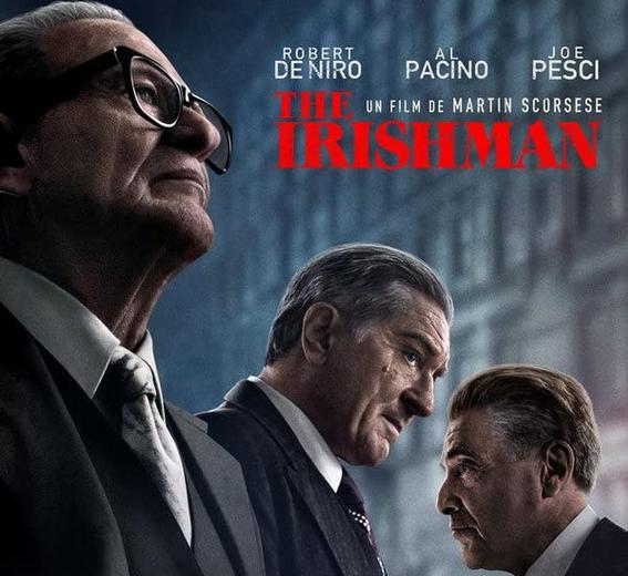 Netflix映画『アイリッシュマン』