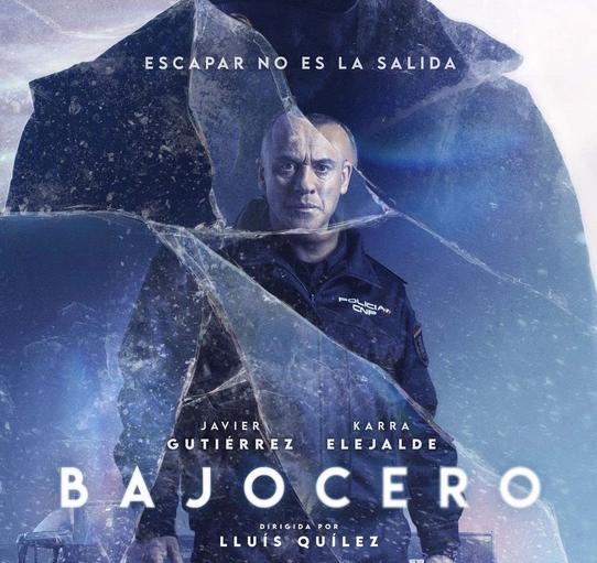 Netflixスペイン映画『薄氷/below zero』