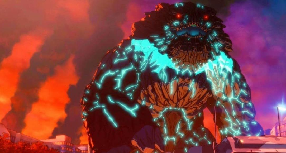 Netflixアニメ『パシフィック・リム 暗黒の大陸』