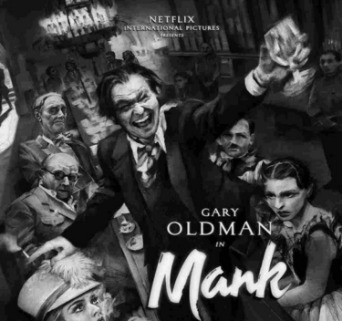Netflix映画『Mankマンク』あらすじネタバレ解説・考察!市民ケーンの新解釈か?感想:評価