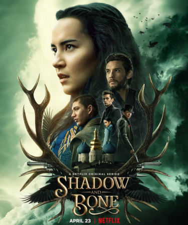 Netflix『暗黒と神秘の骨』