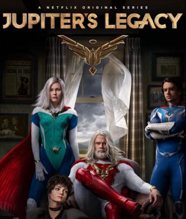 Netflix『ジュピターズ・レガシー』
