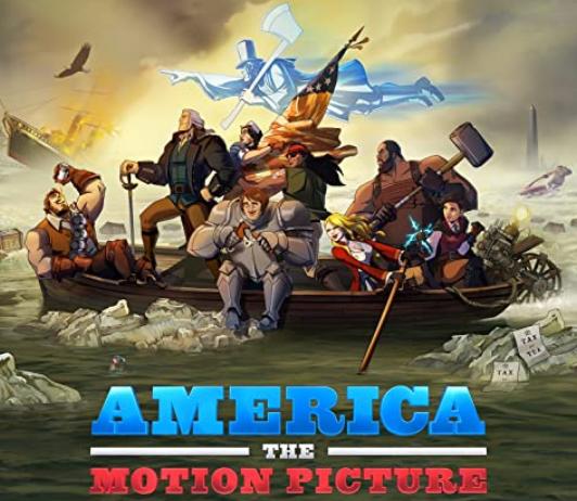 Netflix『アメリカThe Movie』