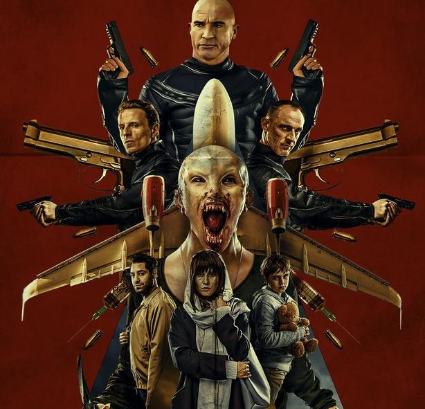 Netflix『ブラッド・レッド・スカイ』