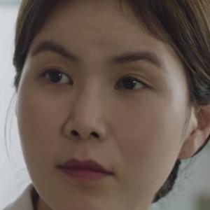 ピョ・ミソンを演じる女優コン・ミンジョン
