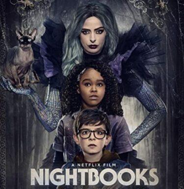 Netflix映画『ナイトブック』