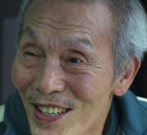 黒幕オ・イルナムを演じる俳優オ・ヨンス