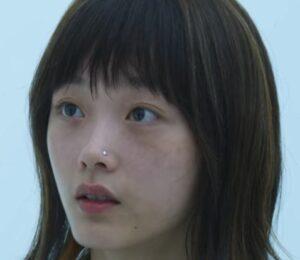 ジヨンを演じる韓国女優イ・ユミ