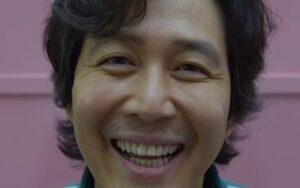 ゲームに参加する主人公ソン・ギフン(第1話)