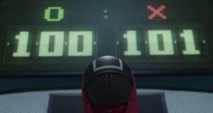 第2話地獄で投票結果を伝える仮面の進行役