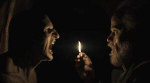 第3話 吸血鬼に襲われる神父
