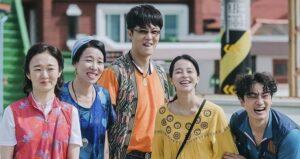 第12話 TV番組に出演したファジョン、チュンジェ、ユンギョン、ヨングク、ナムスク