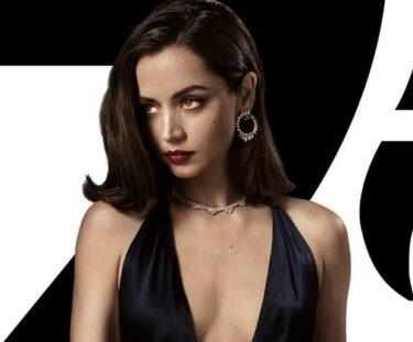 パロマを演じるセクシーな女優アナ・デ・アルマス