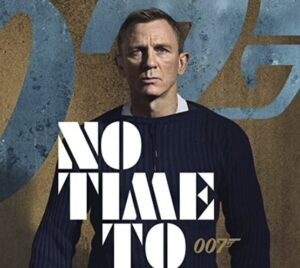 映画『007ノータイム・トゥ・ダイ』