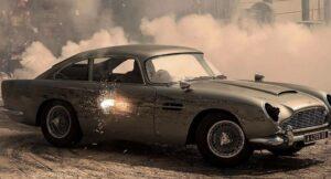 映画『007ノータイム・トゥ・ダイ』の車での銃乱射シーンネタバレ