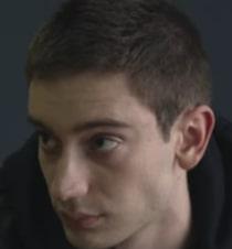オリーを演じる俳優テオドール・ペルラン