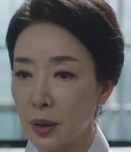 パク・ヨンソンを演じる女優キム・ボヨン